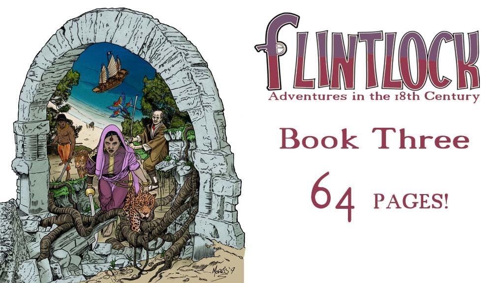 Flintlock Book Three project video thumbnail