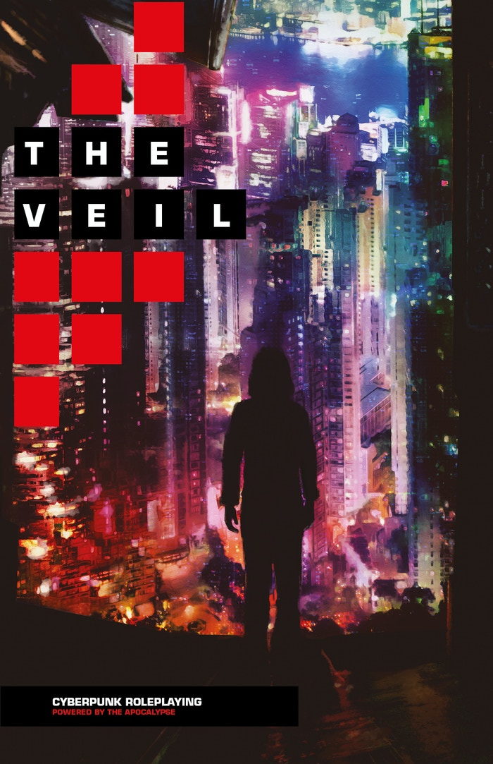 A roleplaying game Powered by the Apocalypse designed to tell compelling, challenging cyberpunk stories in a sandbox setting.