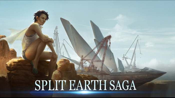 SPLIT EARTH SAGA Promo #1