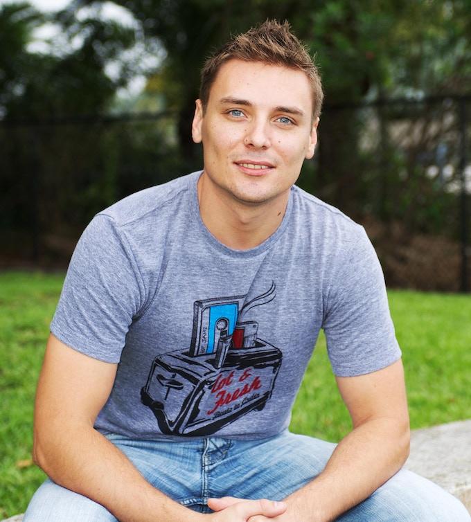 Sergejs Zelinskis (Avid Cyclist / Innovator)