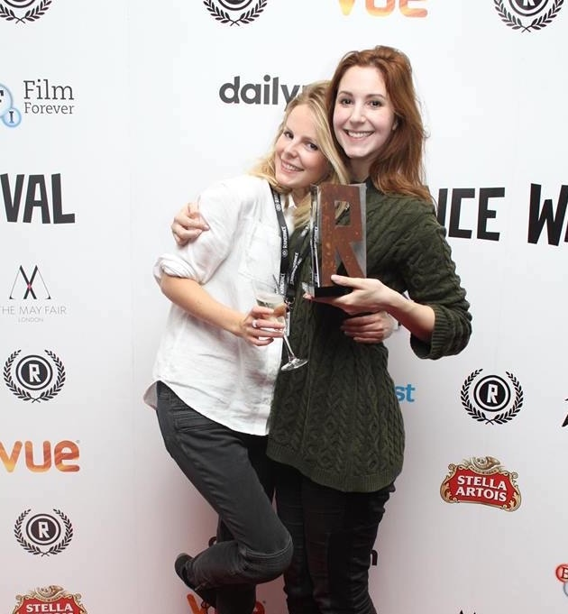 Winners of Best British Series at Raindance Film Festival