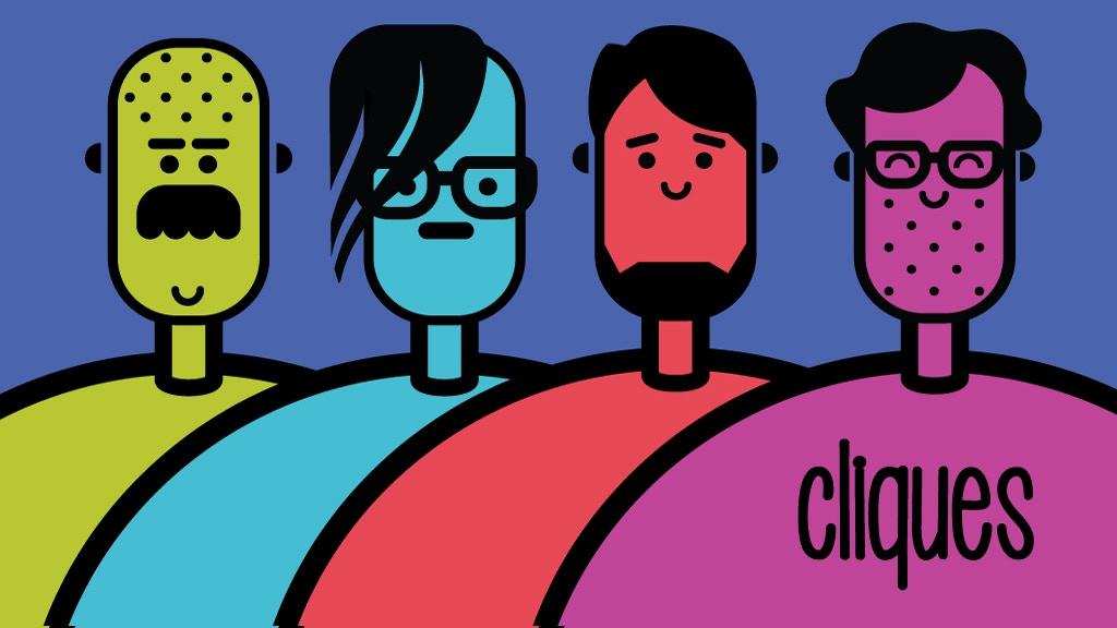 Cliques project video thumbnail