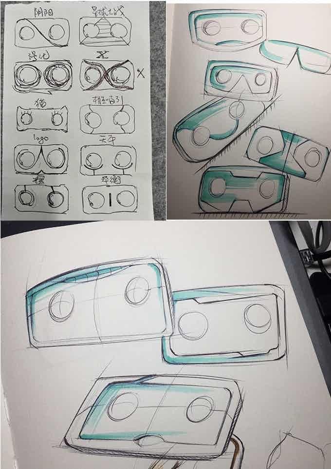 Appearance design