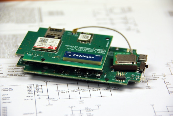 Assembled boards