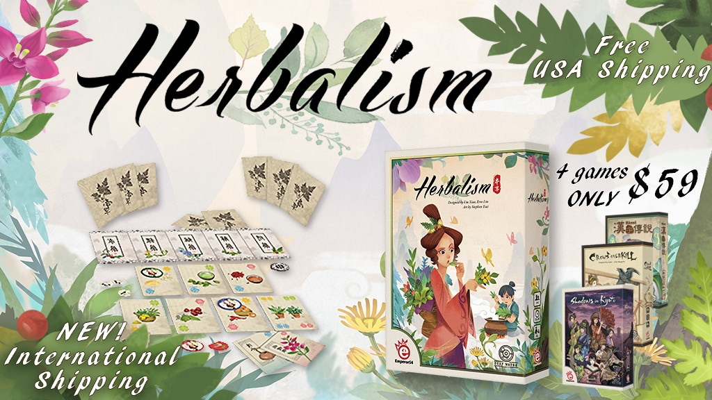 Herbalism project video thumbnail