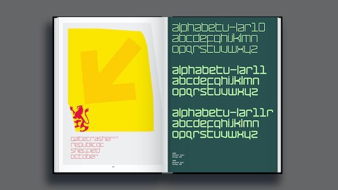 Gatecrasher — The Designers Republic