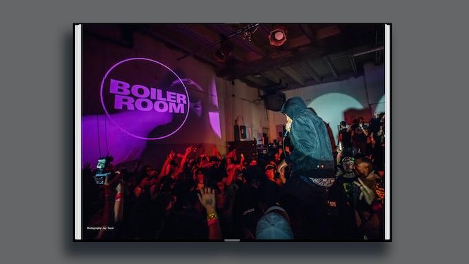 Boiler Room — Various