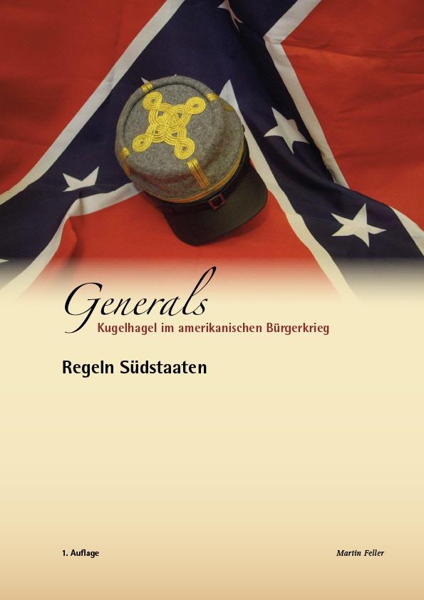 Cover des Regelbuchs mit dem Regelteil des Südens