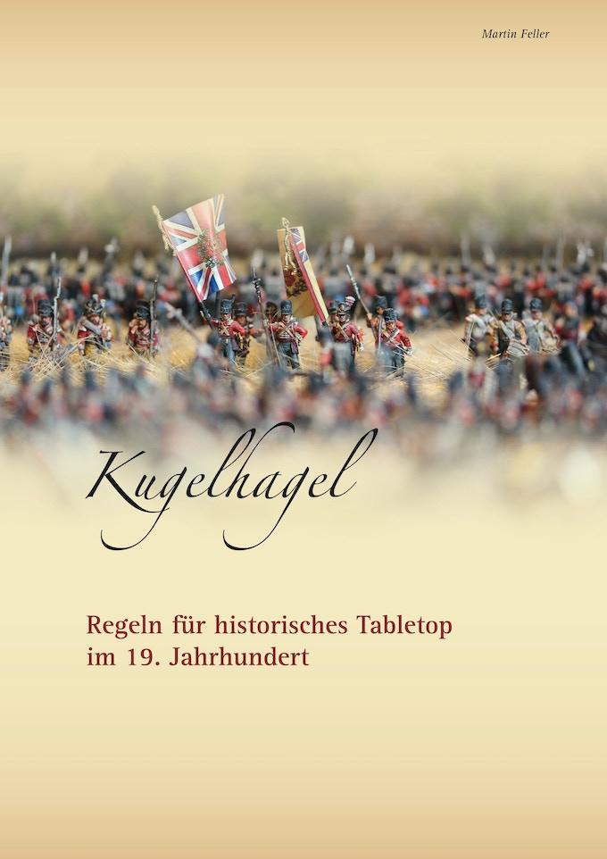 Cover des Grundregelwerks Kugelhagel
