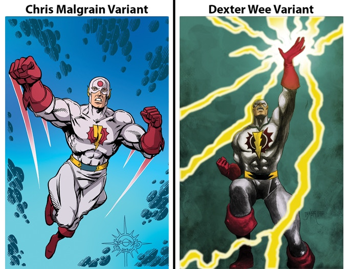 Chris Malgrain and Dexter Wee Variants