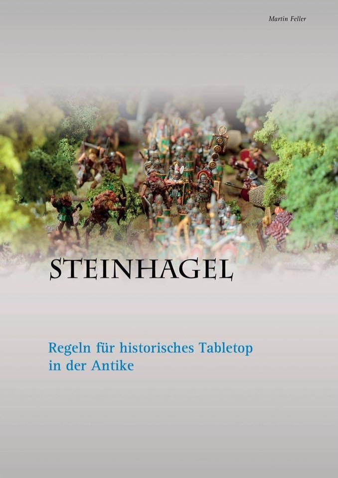 Cover des Regelbuchs Steinhagel