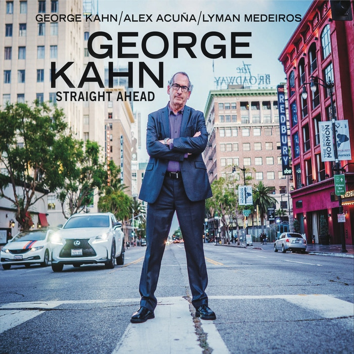 George Kahn's new album carries the Jazz Piano Trio tradition into the 21st Century. The music will be delivered to all backers soon. Release to the general public in March 2018. You can pre-order a copy at www.georgekahntrio.com