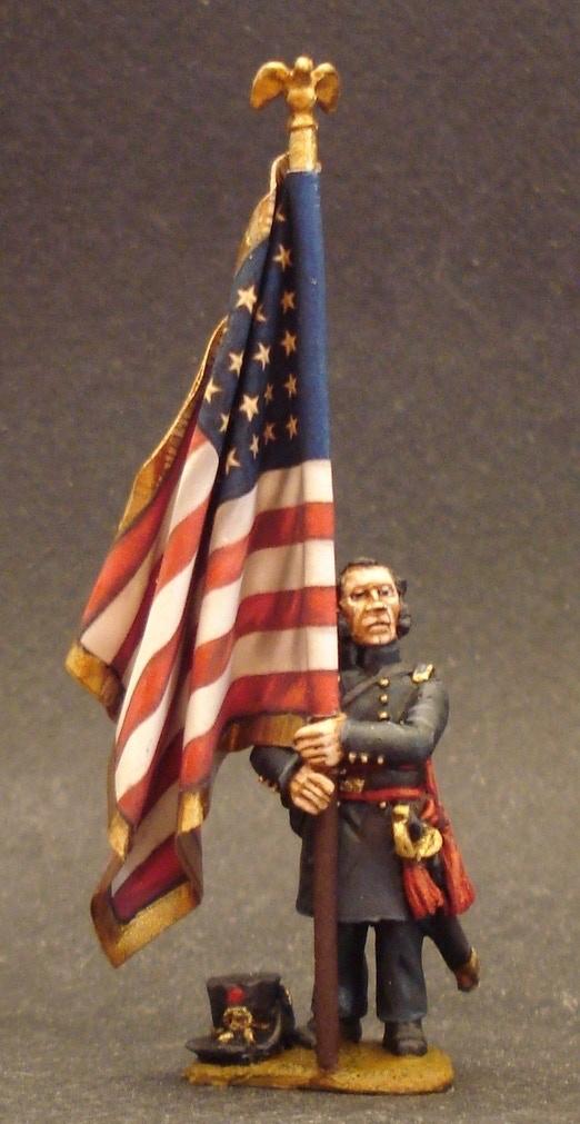Colonel Morrow of the 24th Michigan