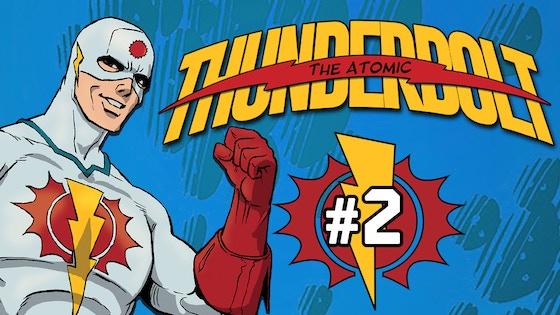 Atomic Thunderbolt #2