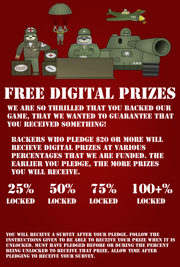 The free digital prize system!