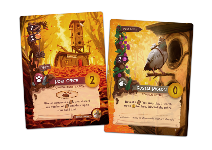 Everdell: A Beautiful Board Game of Cards and Critters by
