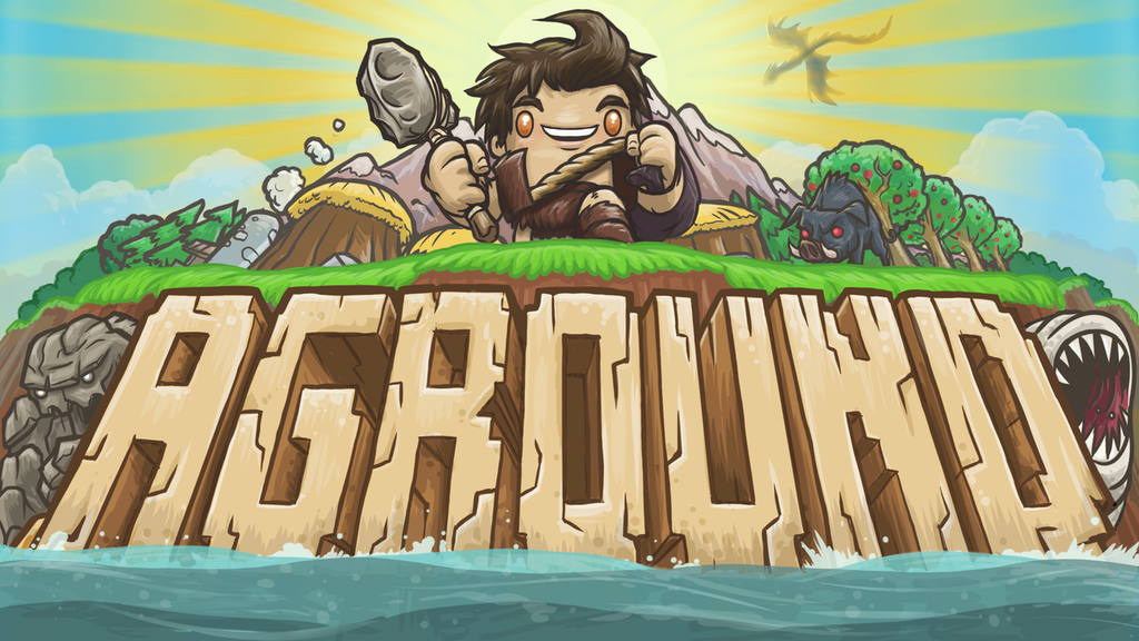 Aground project video thumbnail