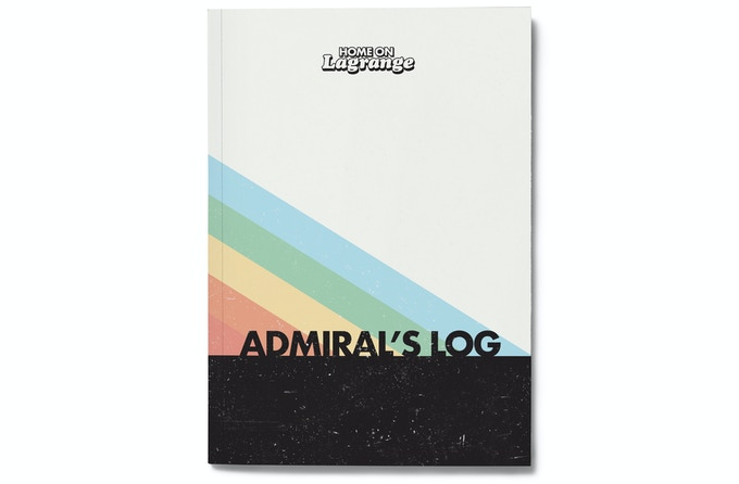 The Admiral's Log. The finale of the game, the story of your station will be revealed based on the Module Cards you have assigned within.