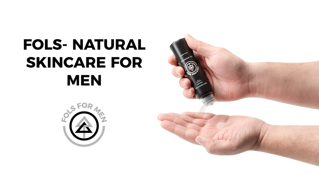 FOLS- Natural Skincare for Men