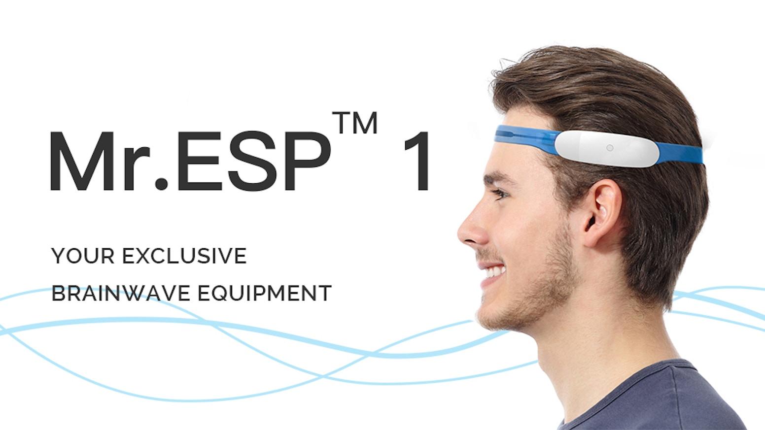 Mr. ESP 1, Your Exclusive Brainwave Equipment