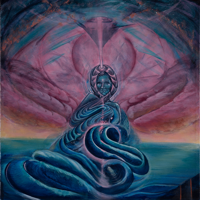 """Aquarius"" by Andrew Norris"