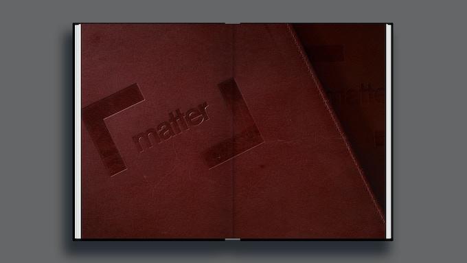 Matter — Pentagram (Angus Hyland)
