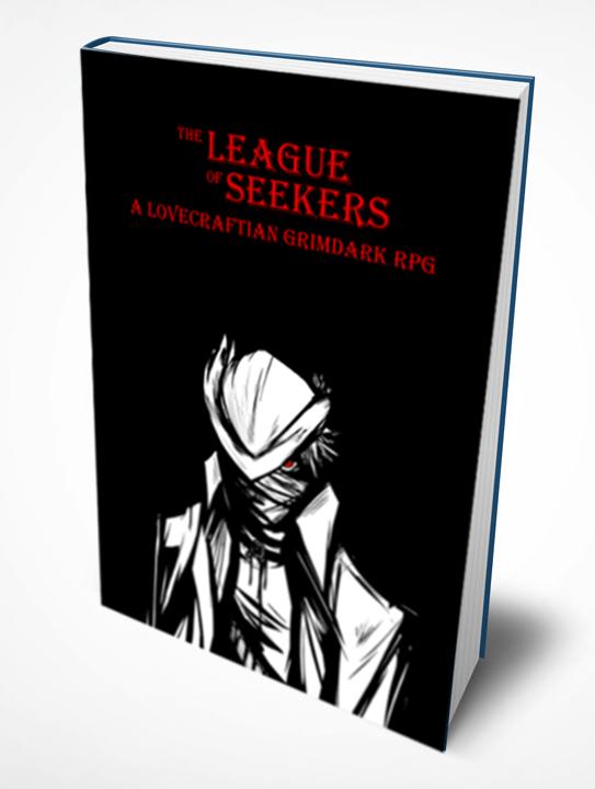 League of Seekers by FGFantasy —Kickstarter