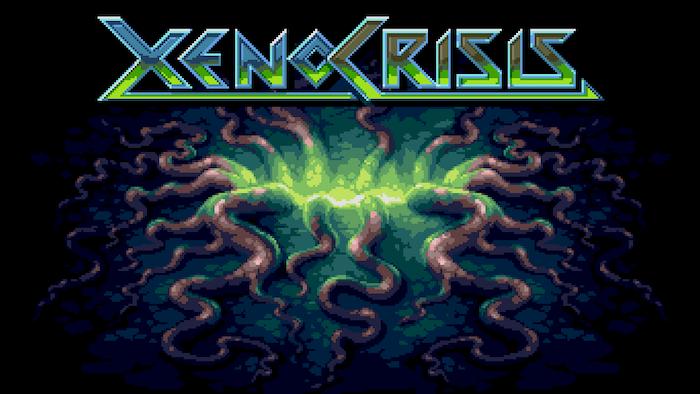 Xeno Crisis for Sega Mega Drive, Dreamcast, Switch and Steam