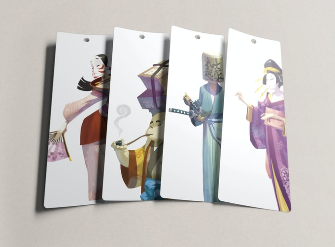Some bookmarks examples