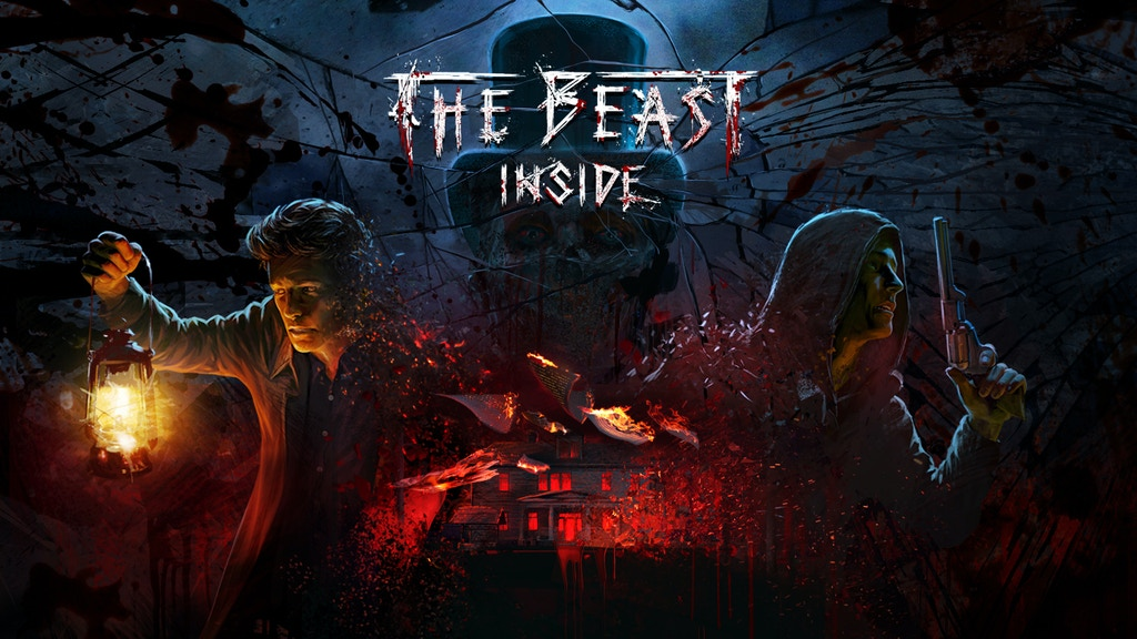 The Beast Inside - a photorealistic horror game project video thumbnail