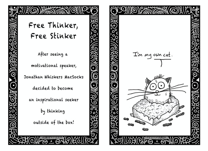 Free Thinker, Free Stinker