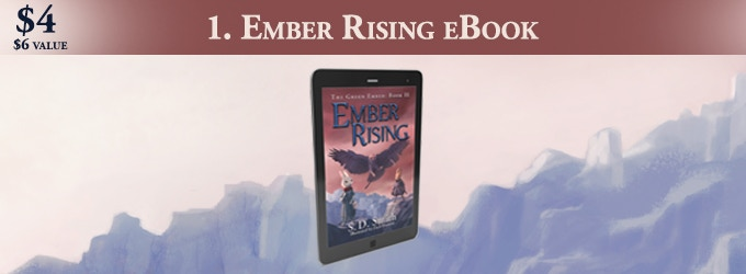 Ember rising s d smiths green ember series forges ahead by reward 1 fandeluxe Images