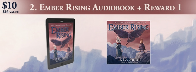 Ember Rising: S  D  Smith's Green Ember Series Forges Ahead