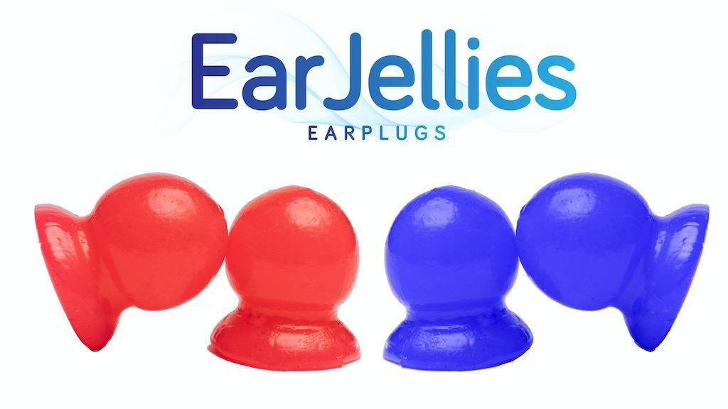 EarJellies Ear Plugs project video thumbnail