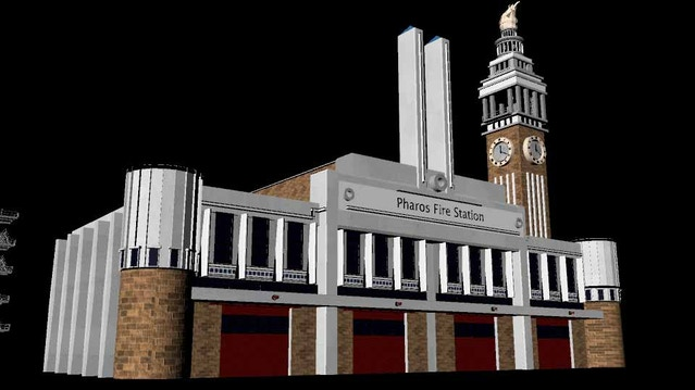 The phoenix project city of titans by missing worlds media this is the administrative home turf of the titan city fire department and home of the local fire station in addition to the basic offices of the chief malvernweather Images
