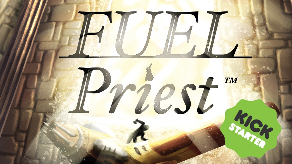 Fuel Priest - The Dieselpunk Tabletop RPG project video thumbnail