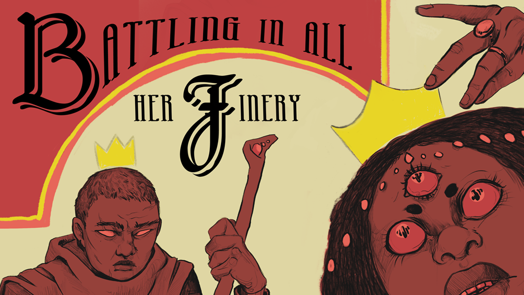 Battling in All Her Finery: Tales of Women Who Rule project video thumbnail