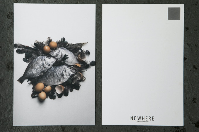 Postcard Reverse
