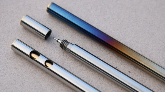 Scribe - Minimal Pens Made To Last Forever