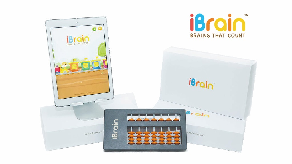 iBrain: Digital Abacus | Math, Games, and Coding For Kids project video thumbnail
