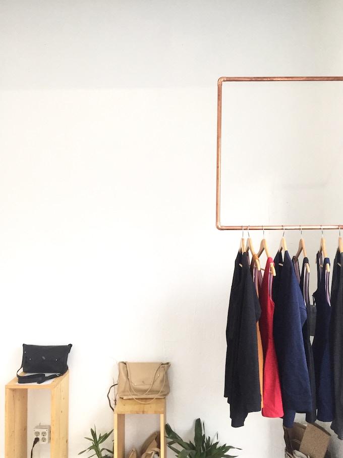 Showroom: Jolie Coquette, The Perfect Cardigan, and OKO Handbags