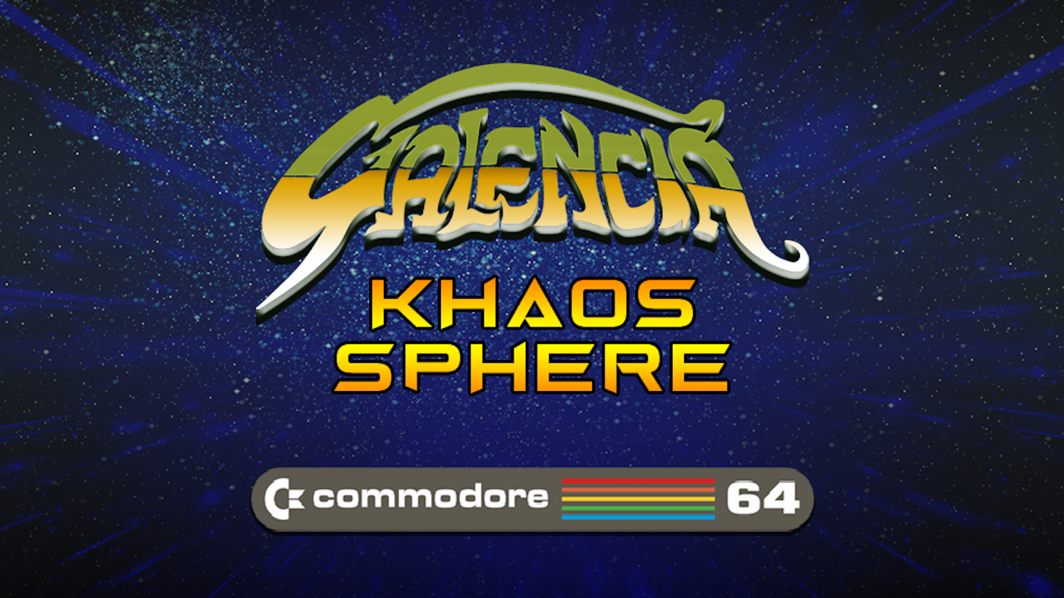 Galencia Khaos Sphere will be the sequel to Galencia, a branching, story lead, cartridge only shmup like no other!