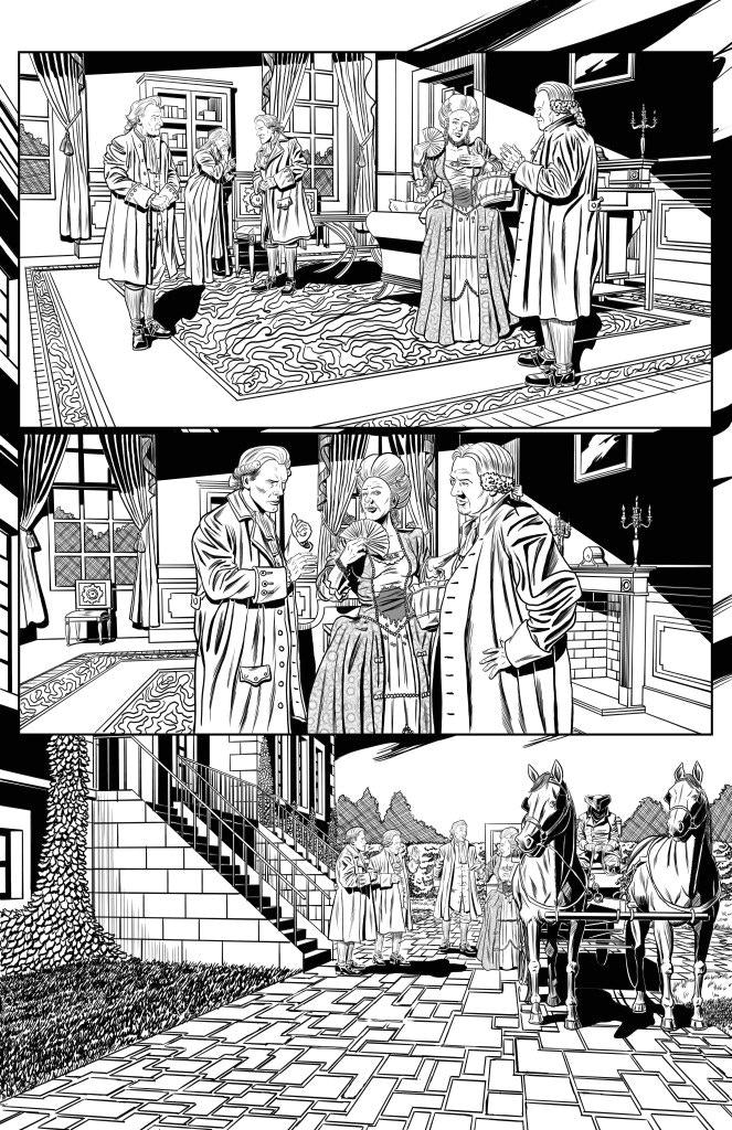 Lady Flintlock - Artwork by Anthony Summey