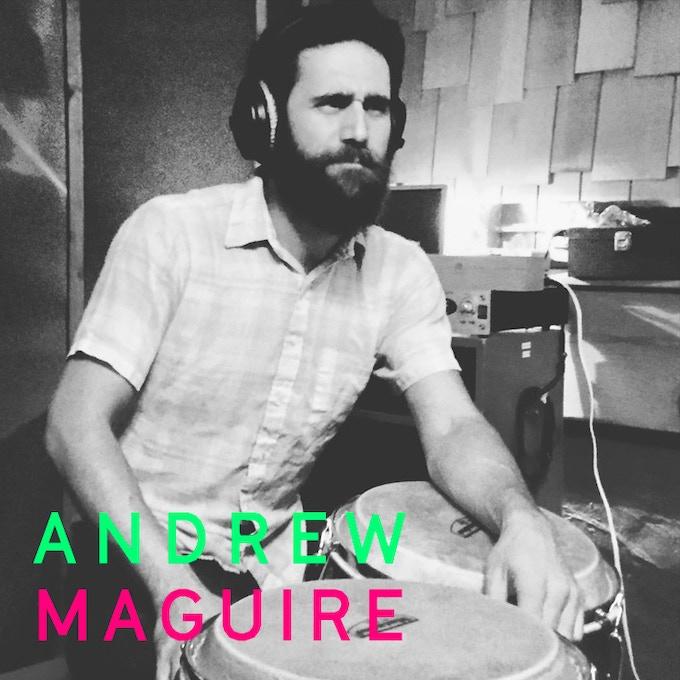 Andrew Maguire (Hamilton, Vetiver)