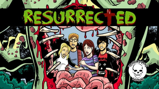 Resurrected Issue 2