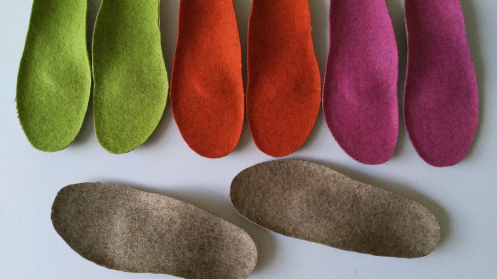 Ortho-Natural Wool Insoles Ethically Made in Canada project video thumbnail