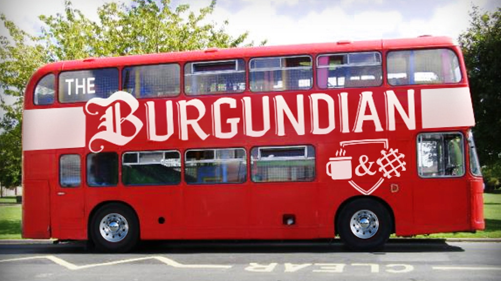 British Double Decker Bus Cafe coming to Providence, RI! project video thumbnail