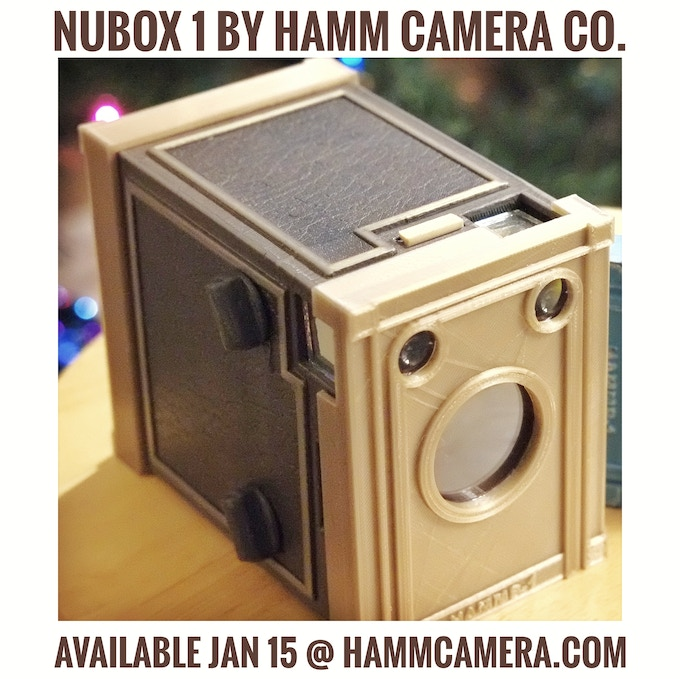 NuBox 1 Vintage series in Book Brown. Classic Black Also Available.