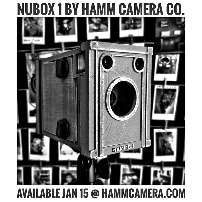 NuBox 1 Reward Black Box Edition. Available in black only.