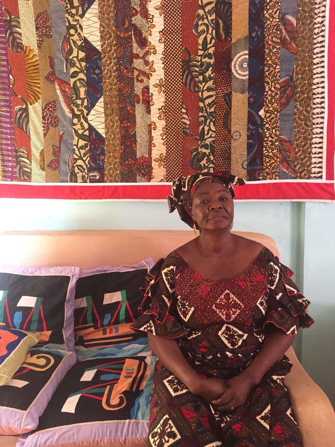 $125 or more = Large Wall Tapestry like the one behind Aline's beautiful Maman